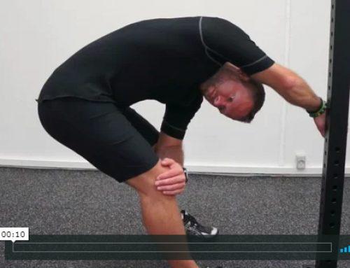 Stræk – stående ryg til arm